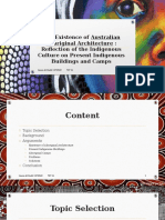 Australian Aboriginal Architecture