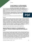 Biosensor de Glucosa Basado en Un Biocompósito Grafito Glucosa Oxidasa