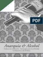 Anarquía y Alcohol - Anomia Ediciones - 2014