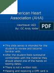 Heart Saver Slides