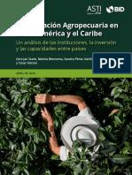Investigacion Agropecuaria en Alc