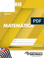 CadernoDoAluno 2014 Vol1 Baixa MAT Matematica EM 2S