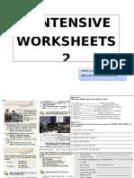 1 Intensive Worksheets 2