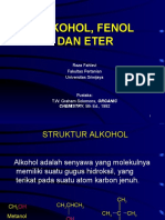 Ppt Alkohol Dan Fenol Kimor
