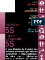 Programa 5s
