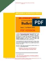 2001 BlackEagle Bulletin 01
