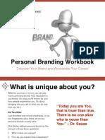Personal Branding Workbook