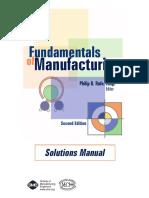 Fundamentos de Manufactura Philip Rufe 2 Ed
