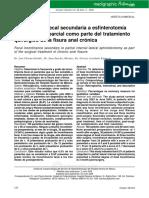 incontinencia fecal