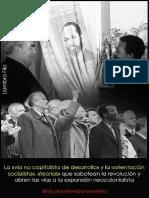 Llambro Filo; La via de desarrollo no capitalista y la orientacion socialita, 1985.pdf