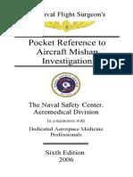 US Navy - Aircraft Mishap Investigation