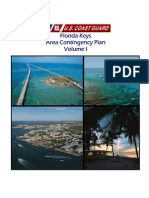 USCG - FLORIDA KEYS Area Contingency Plan