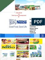 Mhrm Nestle case Final Ppt