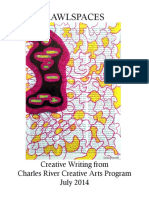"Creative Writing Magazine, July 2014 (""Crawlspaces"")"