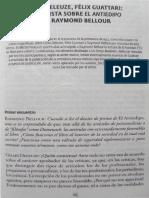 Deleuze & Guattari - (1973) Entrevista Sobre El Anti-Edipo Con Raymond Bellour