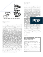 Daily Double, Volume 44, Issue 03A