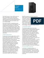 Dell Precision Tower3600