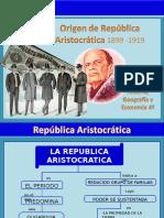 Sesion 01 Republica Aristocratica