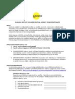 Sundance Audience Engagement Checklist 2015