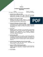 M.C.A.(Sem - IV) Customer Resource Management (Elective - I).pdf