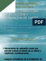 Criterios Icdas Clase