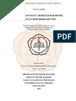 RFID PINTU HOTEL ARDUINO