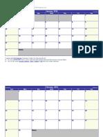 2016 Word Calendar