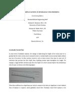 Computer Applications in Hydraulic Engineering - Gradually Varied Flow