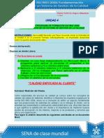 Actividad de Aprendizaje Unidad 4 Calidad Enfocada Al Cliente OK (1) (1)