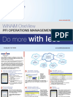 PFI Operations Management Brochure-WINAIM-OnEVIEW