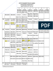 Academic Time Table T-VI (2015-17) WEF Sept. 13 2016