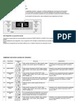 Samsung Rs21xxx Auto-diagnostico y Listado de Errores