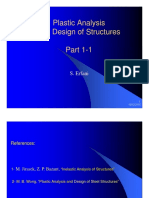 Plastic Analysis and Design of Structures-1-1
