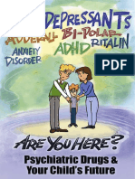 psychiatric drugs and your childs future