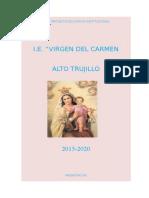 Pei Virgen Del Carmen
