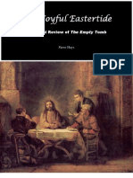 A Critical Review of the Empty Tomb - Hays