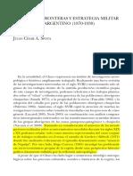 Spota - Política y Estrategia Militar de Fronteras en El Chaco Argentino