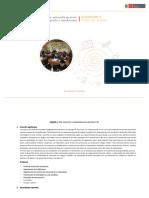 Sesiones de Aprendizaje Para I.E. Unidocentes y Multigrados