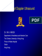 Basic of Doppler Ultrasound