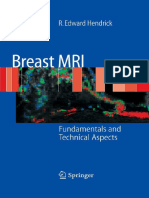 Breast MRI Fundamentals and Technical Aspects - R. Edward Hendrick