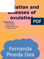 Ovulation and diseases of ovulation.pptx