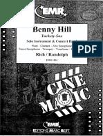 Yackety Sax1 - James Rich & Randy Randolph - Arr. Hardy Schneiders