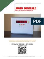 PIC Micro Digital Watch HH:MM:SS