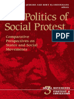 The Politics of Social Protest