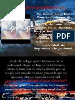 Mi Presentación Juan José Cancelado
