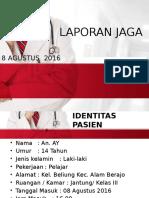 Gastritis Akut Case Report