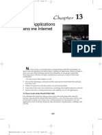 Web Applications and the internet