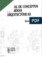 147. Manual de Conceptos de Formas Arquitectónicas - Edward T. White
