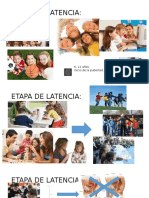 Etapa de Latencia- Freud