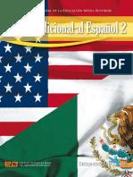 Cuaderno Ingles 2 Sonora